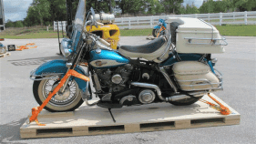 Motorcycle Event Transport