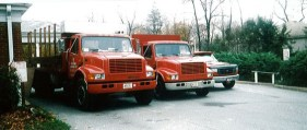 Early 80's - Portion of Fleet