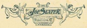 Joe Slater Publishing