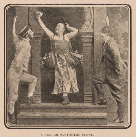 Fuller Pantomime Scene [TT Jan1919, 7]