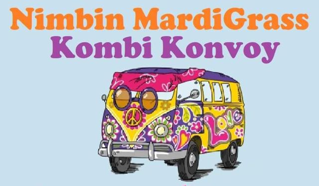 Nimbin MardiGrass / Kombi Konvoy Planning Update