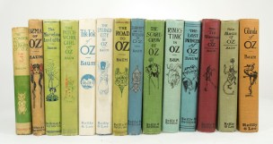 19 Oz books