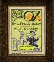 Oz book 1900