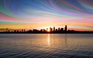 rainbow-skies