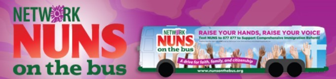 Nuns on the Bus, stories of struggles and hope!