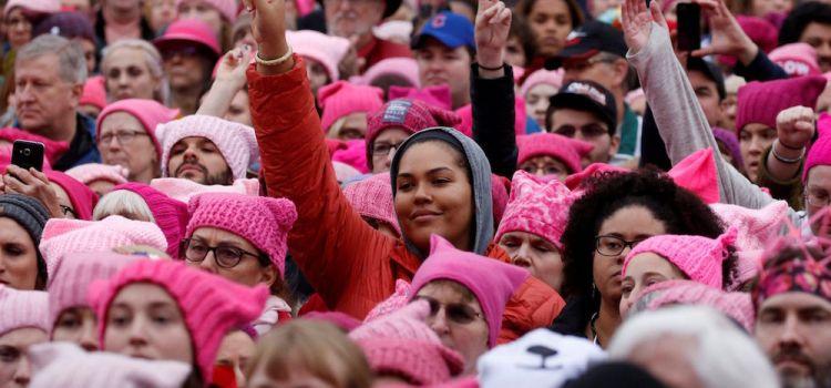 Hear us Roar! Millions Women March, Part 2