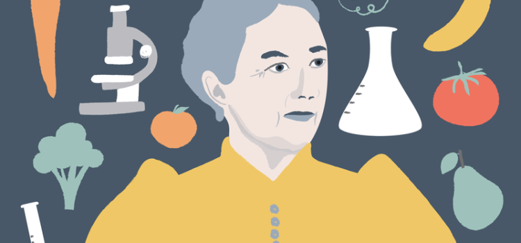 Clean Water and Food Heroine, Ellen Swallow Richards