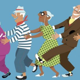 Happiness and Aging, Whatever Your Age