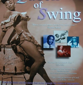 Norma Miller, Queen of Swing