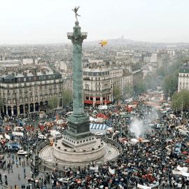 Women's March on Versailles, July 14, 1789 Bastille Day