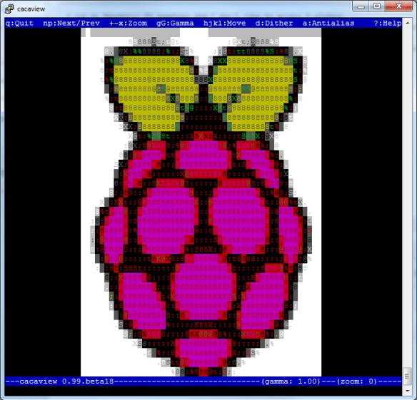 Cacaview Raspberry Pi