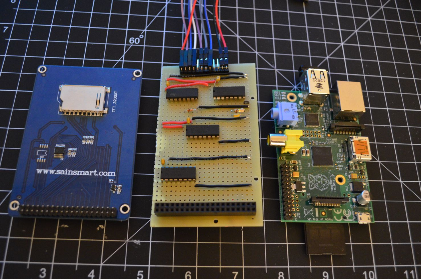 Programming for a Touchscreen on the Raspberry Pi | ozzmaker com
