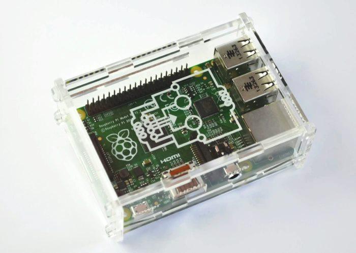 Raspberry B+ Case