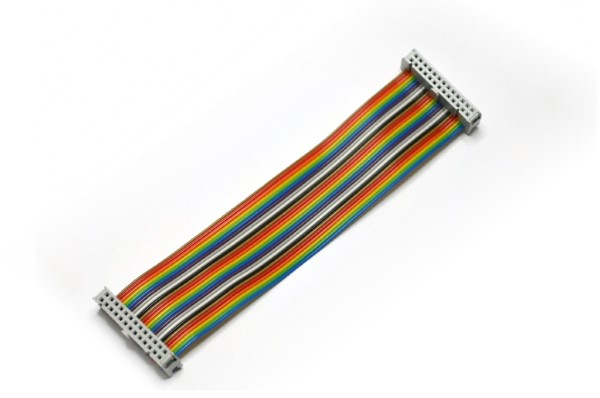 ribbon cable raspberry pi 26 to 26 pins