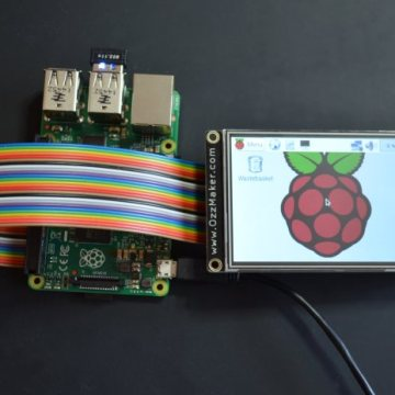 Piscreen 3 5 Quot Tft With Touchscreen For The Raspberry Pi