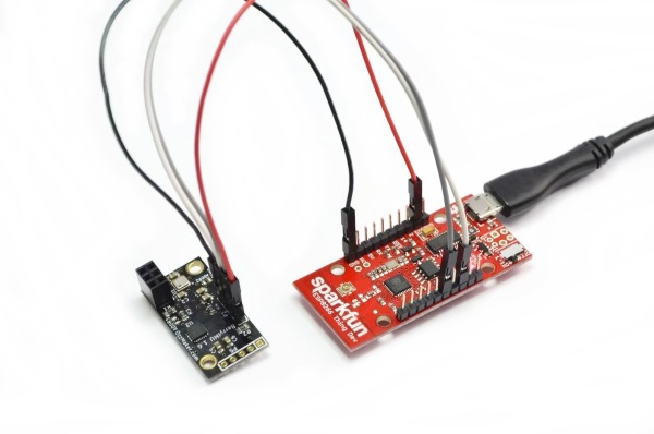 Sparkfun Thing and BerryIMU