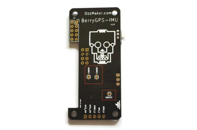 Raspberry Pi GPS I2C