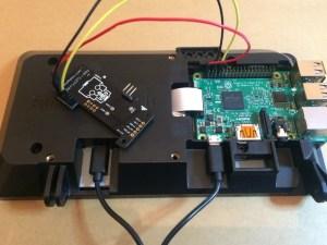 Raspberry Pi Navit GPS
