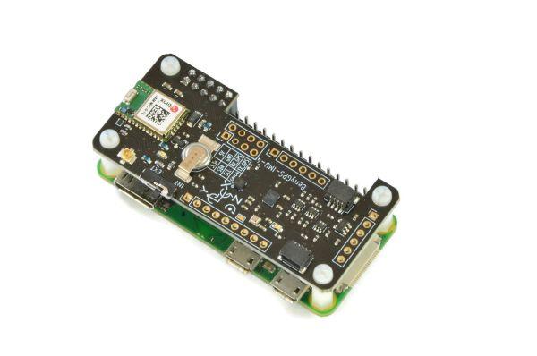 BerryGPS IMU Raspberry Pi Zero