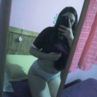 Linda colegiala Carolina-Tapia
