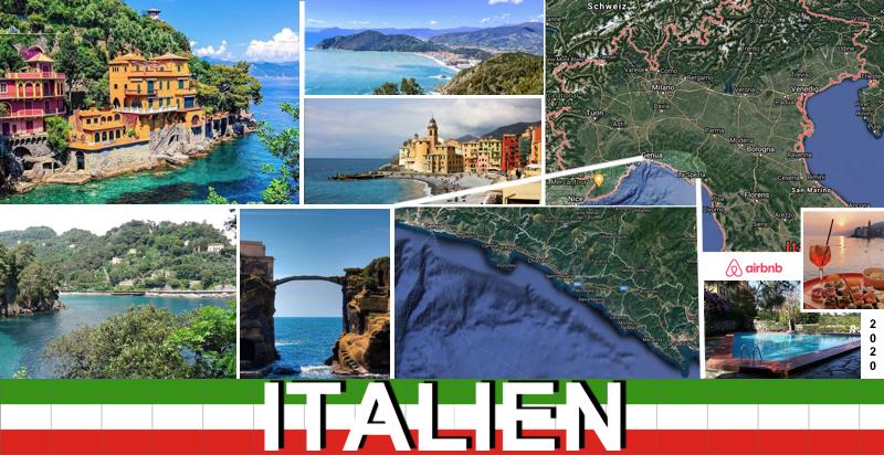 En ganska kort resa till norra Italiens medelhavskust. Sol, värme och vila står på schemat. GLASS, god mat och någon vandring hade förgyllt resan