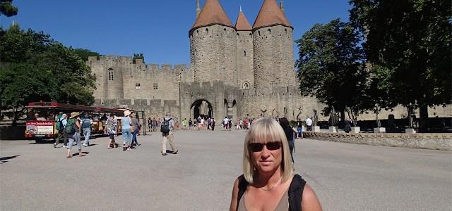 2/8 – På besök i historian, Carcassonne