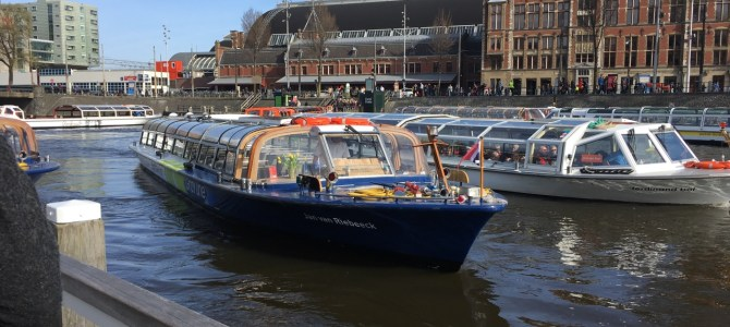 26/3 – Sista dagen i Amsterdam