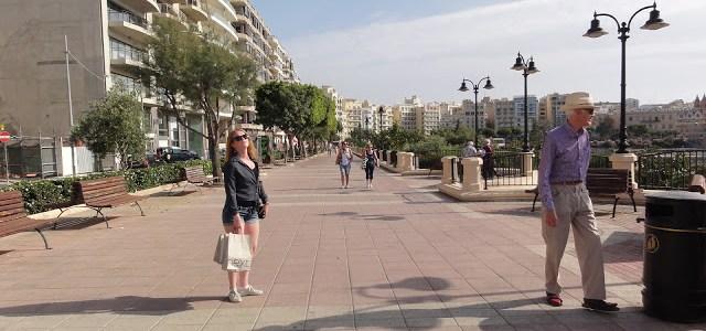 30/5 – Målet är Valletta idag