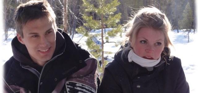 30/3 – Skoterkörning och sen vila i solskenet i Belonäs