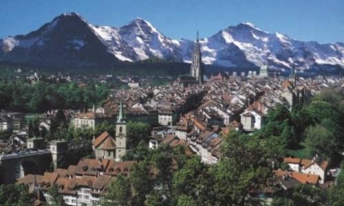 23/6 – Schweiz – förvånande vackert!