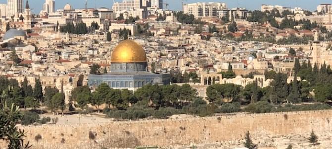 2/11 – Jerusalem