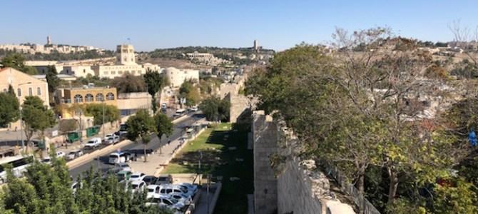 3/11 – Ledig dag i Jerusalem