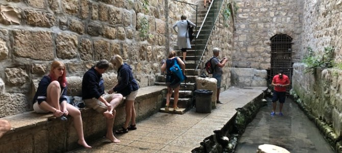 4/11 – Davids och Jesus Jerusalem