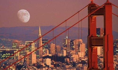 1/7 – Alcatraz Och Avslutande Titt På San Fransisco