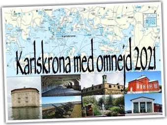 En helg i Karlskrona för att känna feelingen, se havet och njuta av god mat och ledighet.