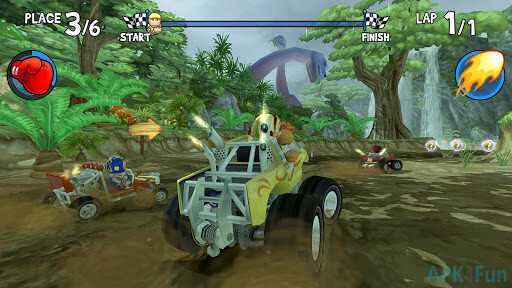 Beach Buggy Racing 1.2.13 APK for Android