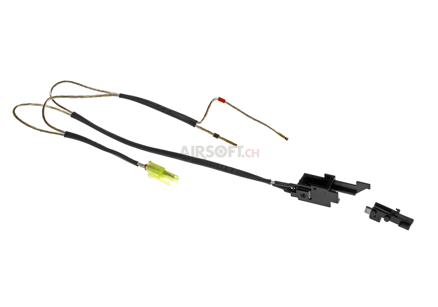 Silver Cord Amp Switches Set V3 Rear Wiring King Arms