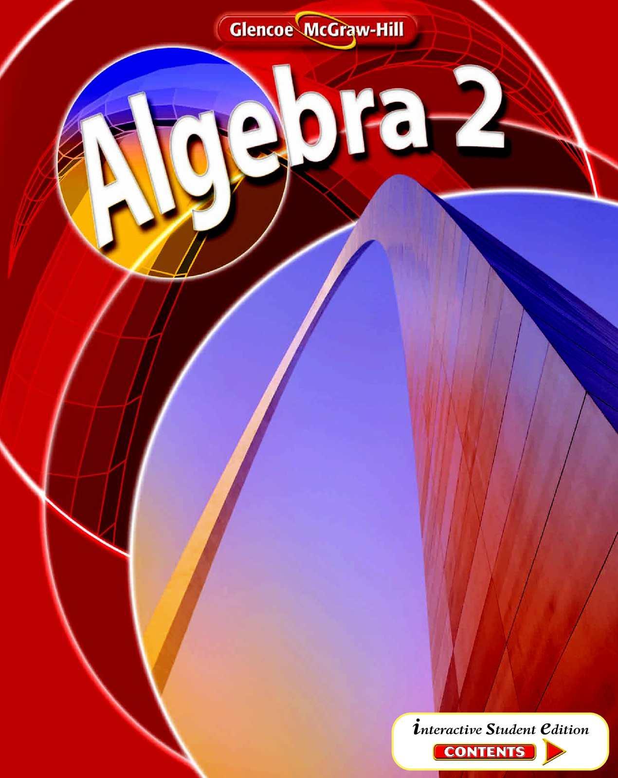 Worksheet Glencoe Mcgraw Hill Algebra 1 Worksheet Answers
