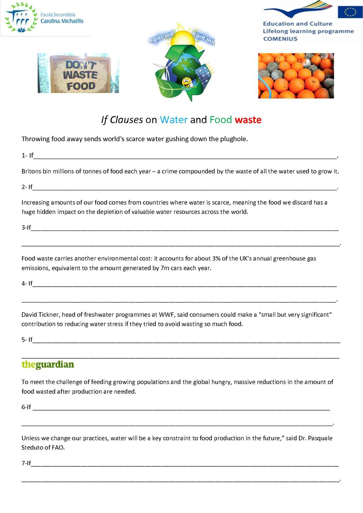 Fab Worksheet Example