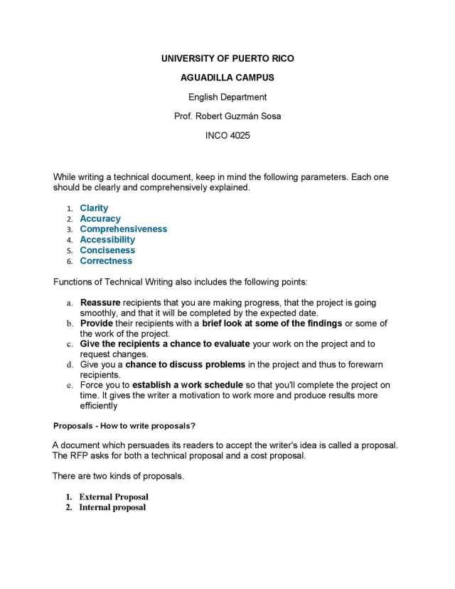 Calaméo - TECHNICAL REPORT WRITING CLASS 25