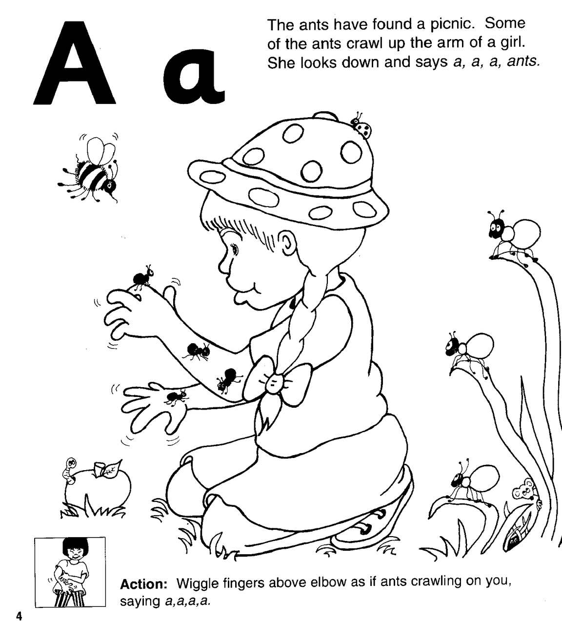 Jolly Phonics Workbook 1 Pages