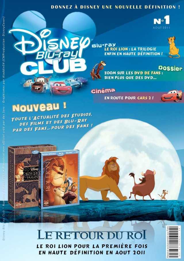 Calaméo - Disney Blu-ray Club N°13