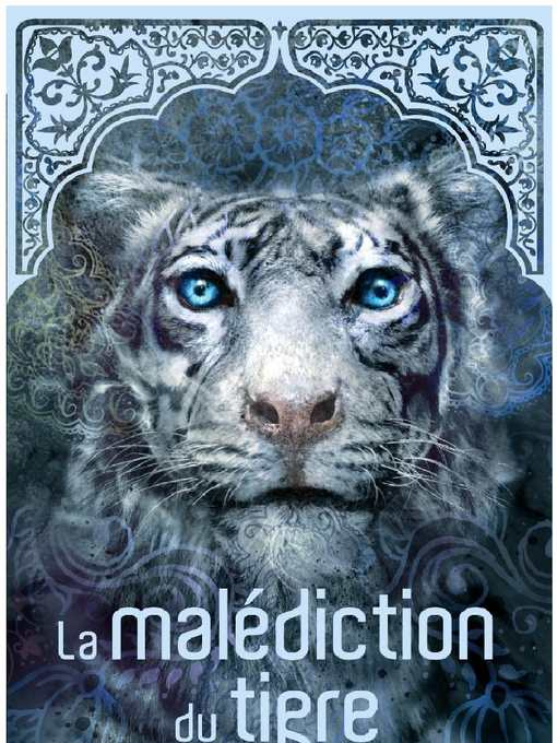 Calamo La Maldiction Du Tigre Tome 1 La Maldiction Du
