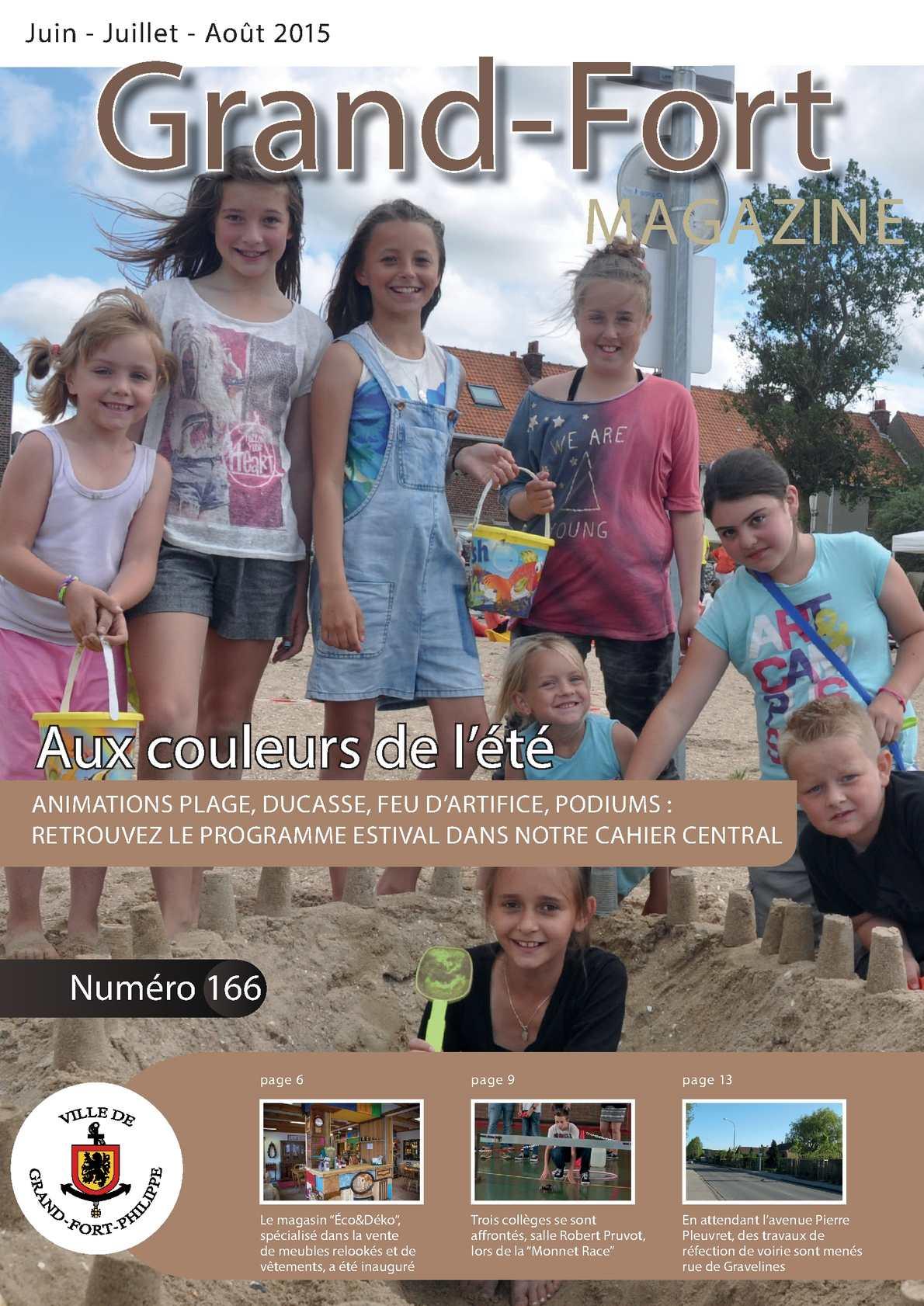 Calamo Grand Fort Magazine N166
