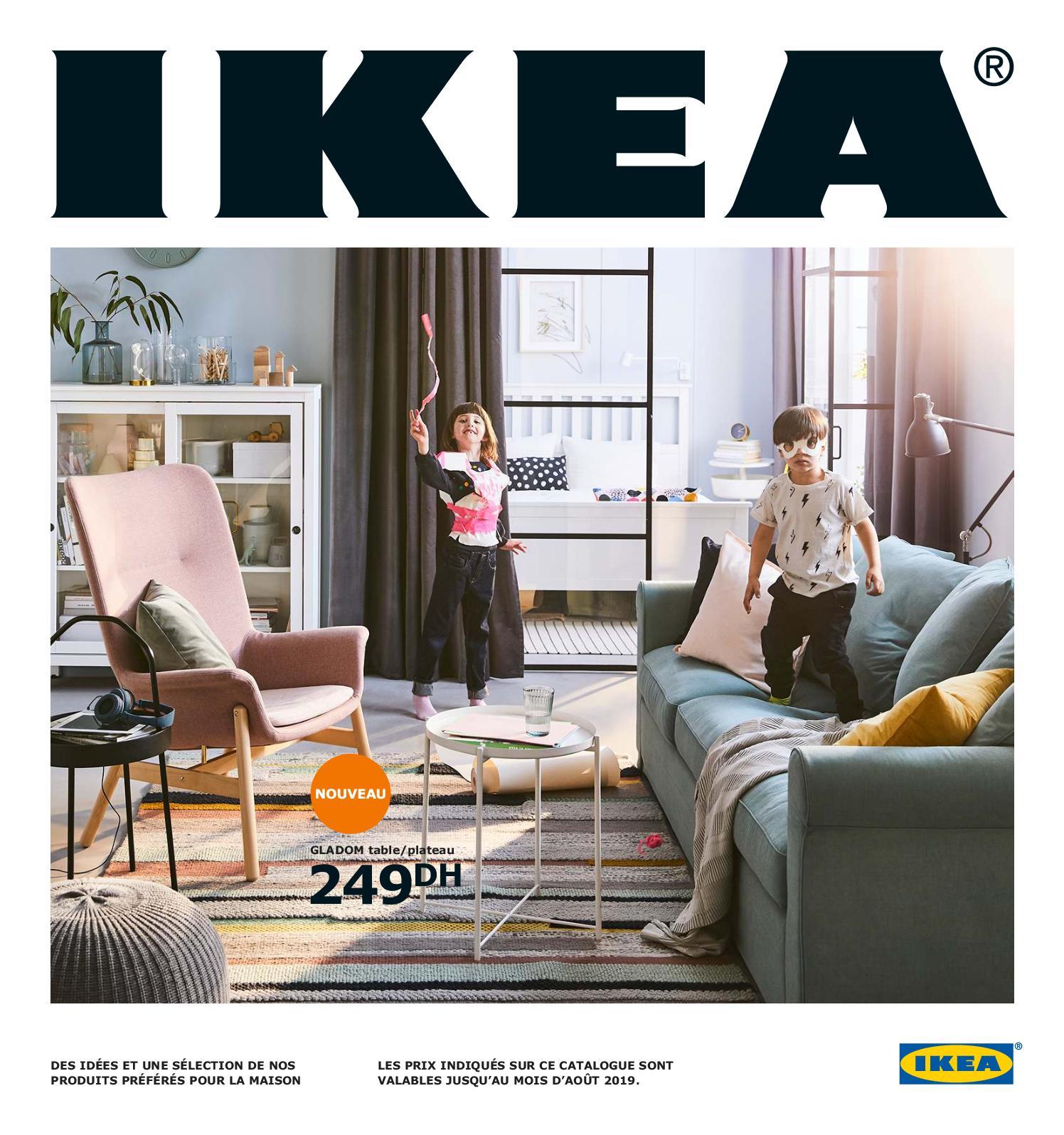 Calaméo Catalogue Ikea Maroc 2019