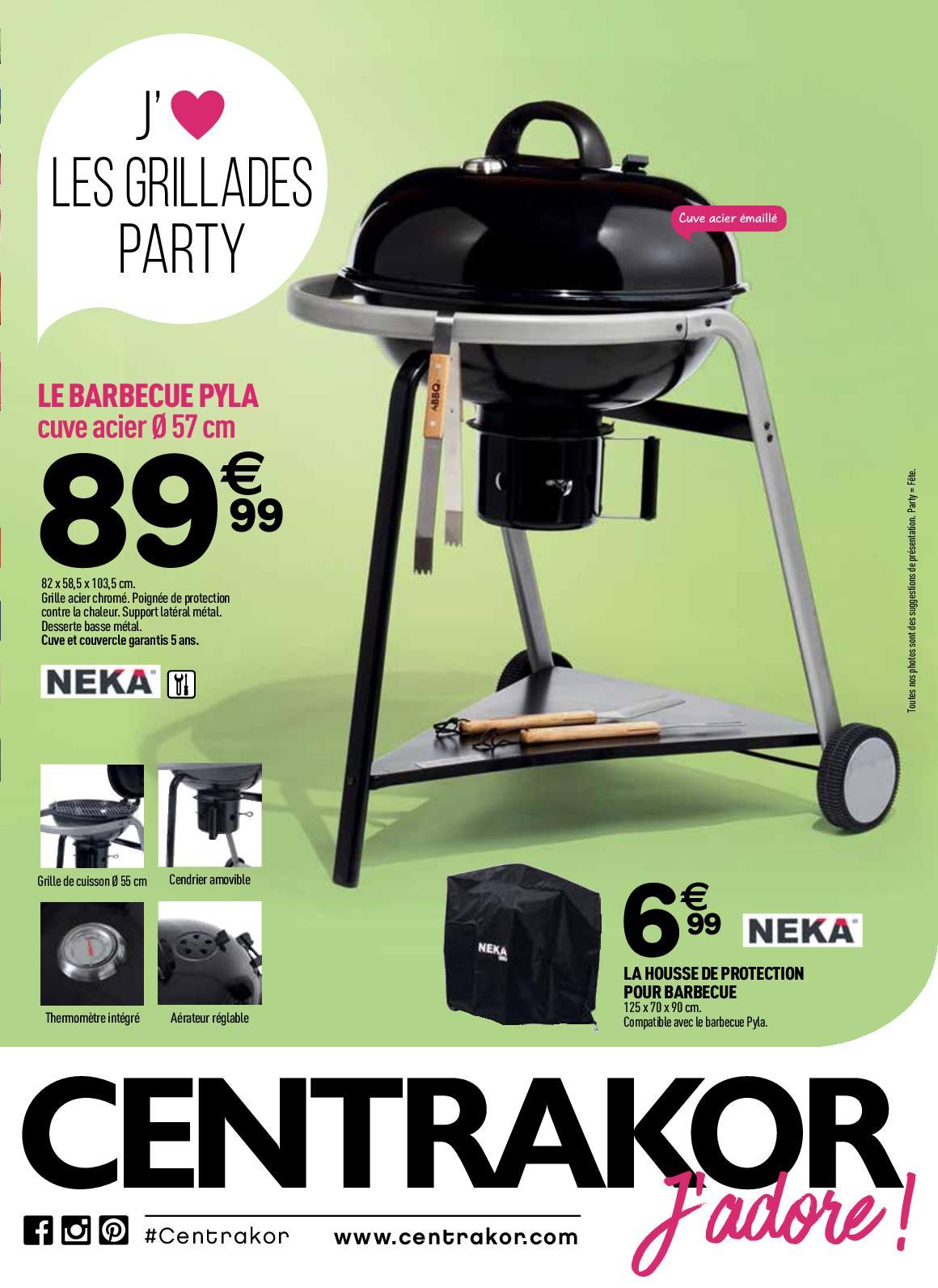 catalogue barbecue malice centrakor