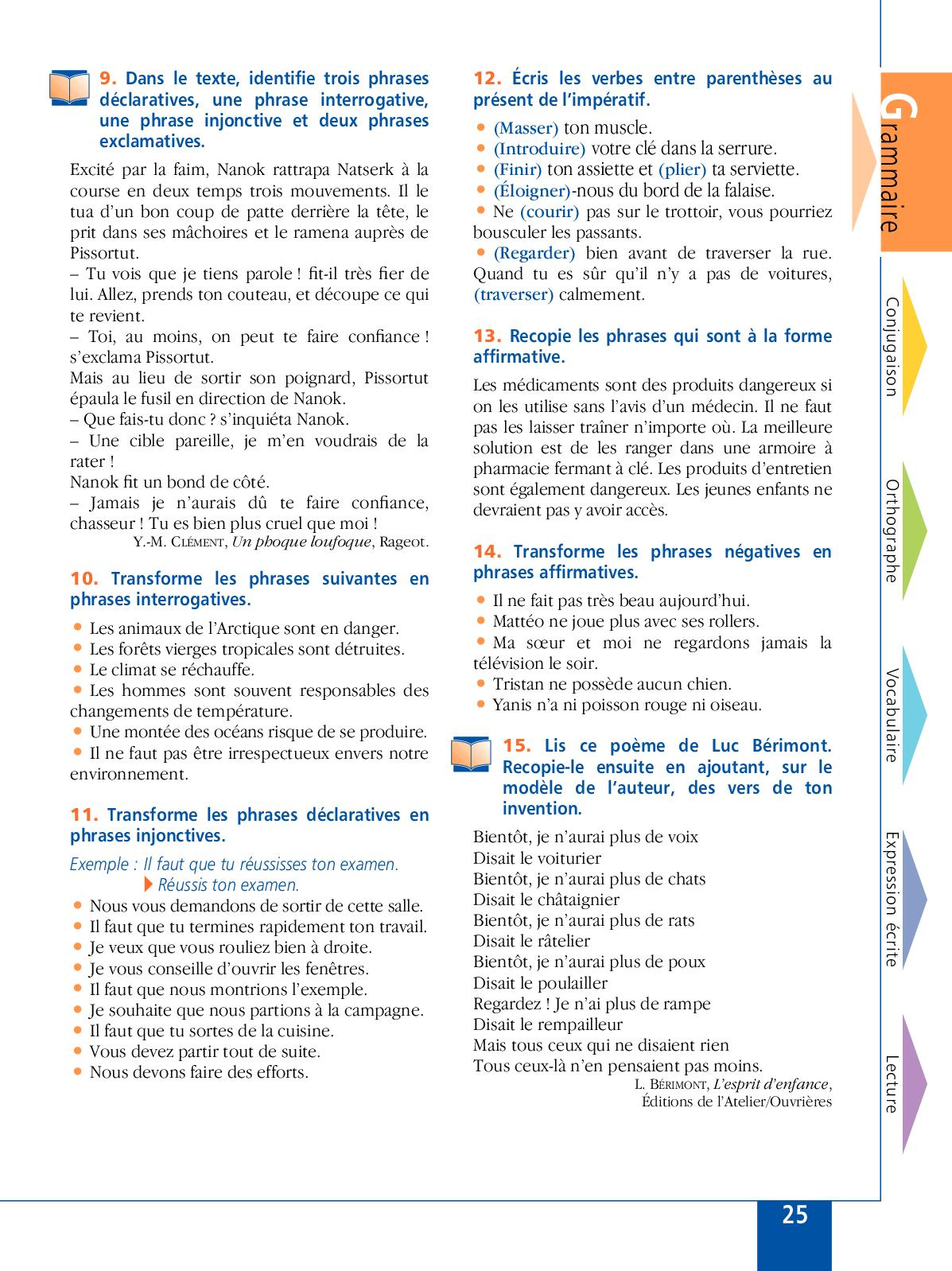 a portee de mots cm1 edition 2009