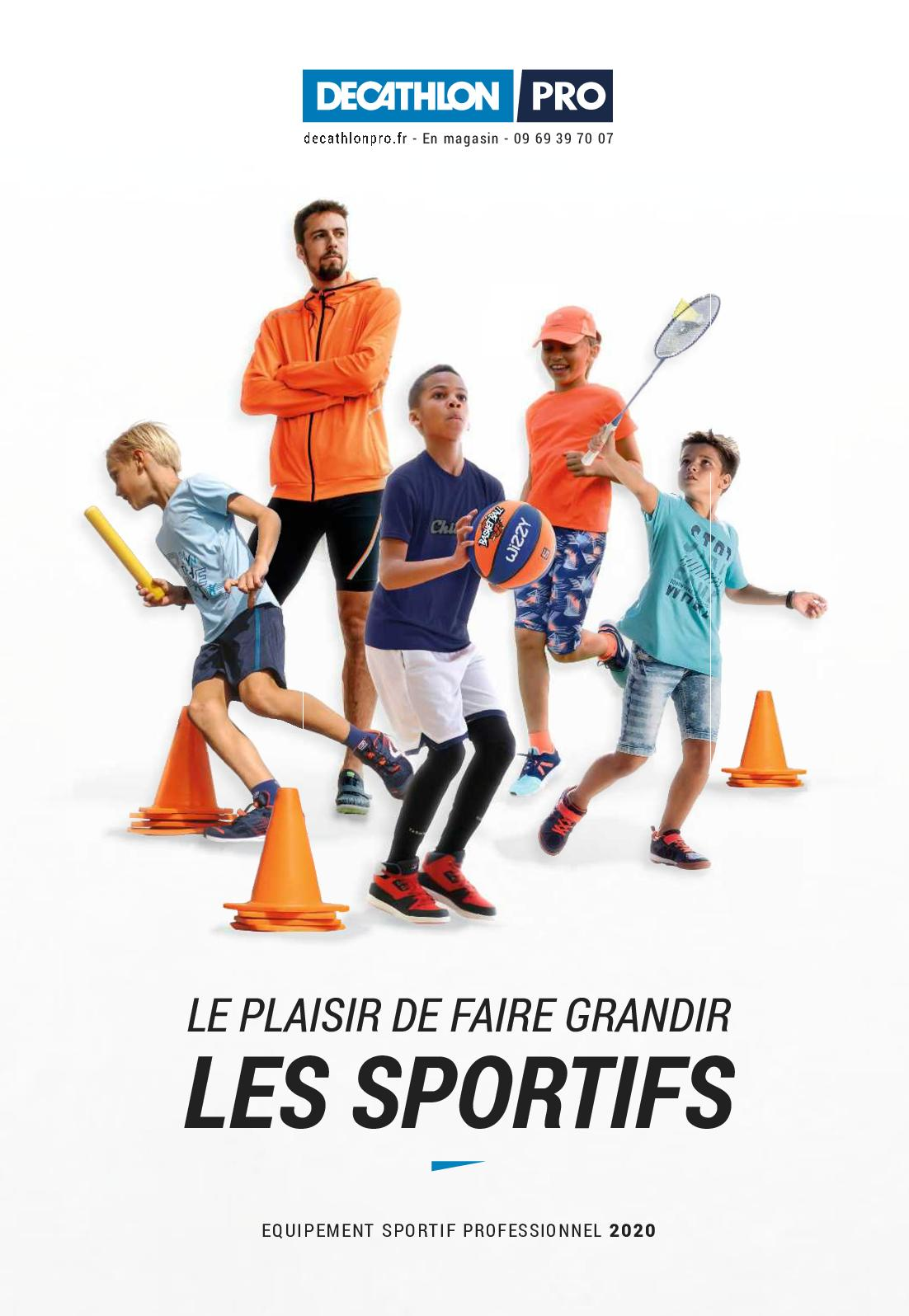 materiel sportif rentree 2020 decathlon pro