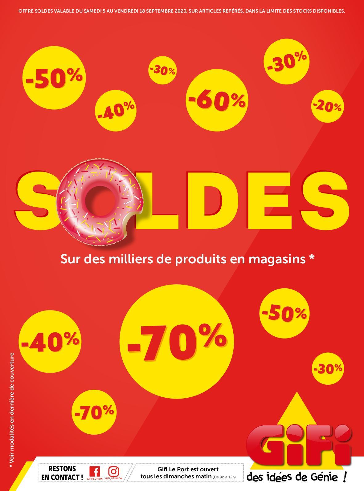 Calameo Gifi Catalogue Soldes