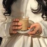 Aesthetic Neutral Drinks And Beige Image 6115368 On Favim Com